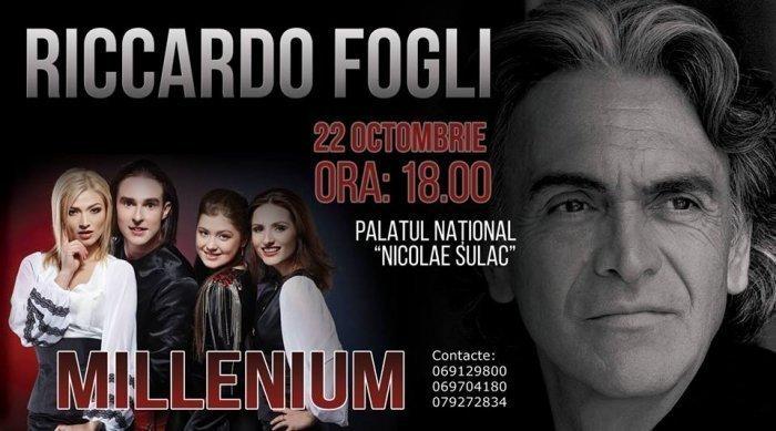 Riccardo Fogli si MILLENIUM