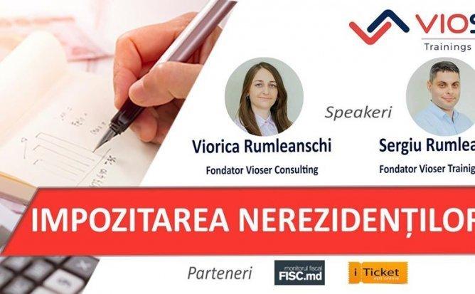 Seminar Online Impozitarea Nerezidenților