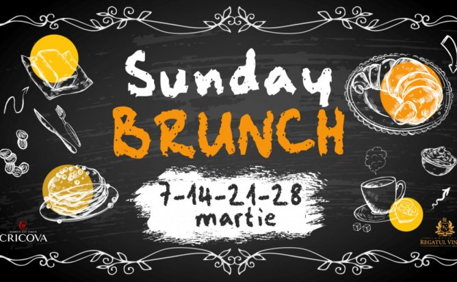 Sunday Brunch in March