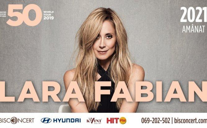 Юбилейный Концерт Lara Fabian