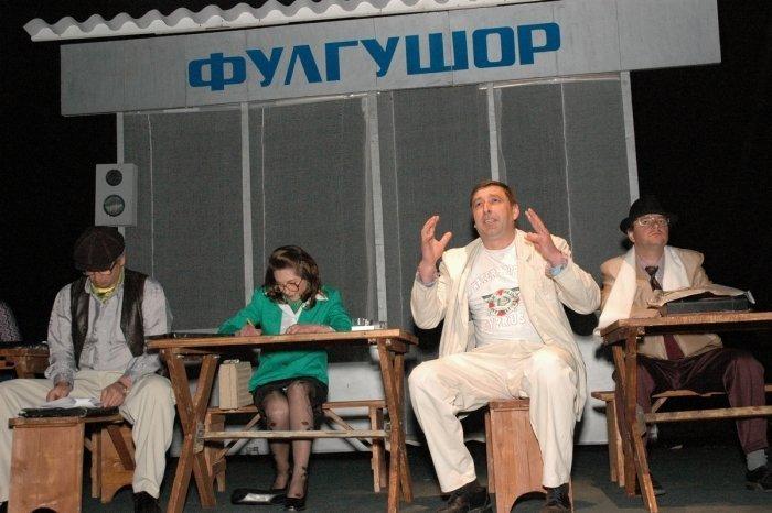 Golanii revolutiei moldave