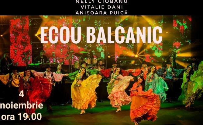 Ecou Balcanic