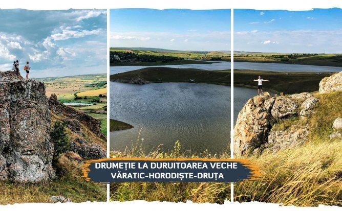 Dumeție la Duruitoarea Veche - Văratic - Horodiște și Druța <9 mai>