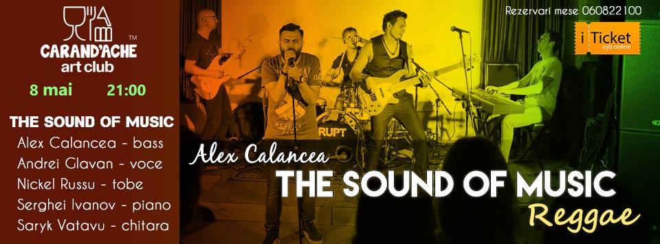 The Sound of Music by Alex Calancea. Reggae Evening