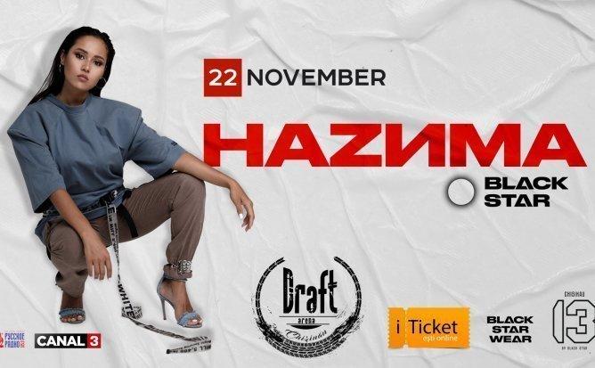 Hаzима / Black Star / at Draft Arena