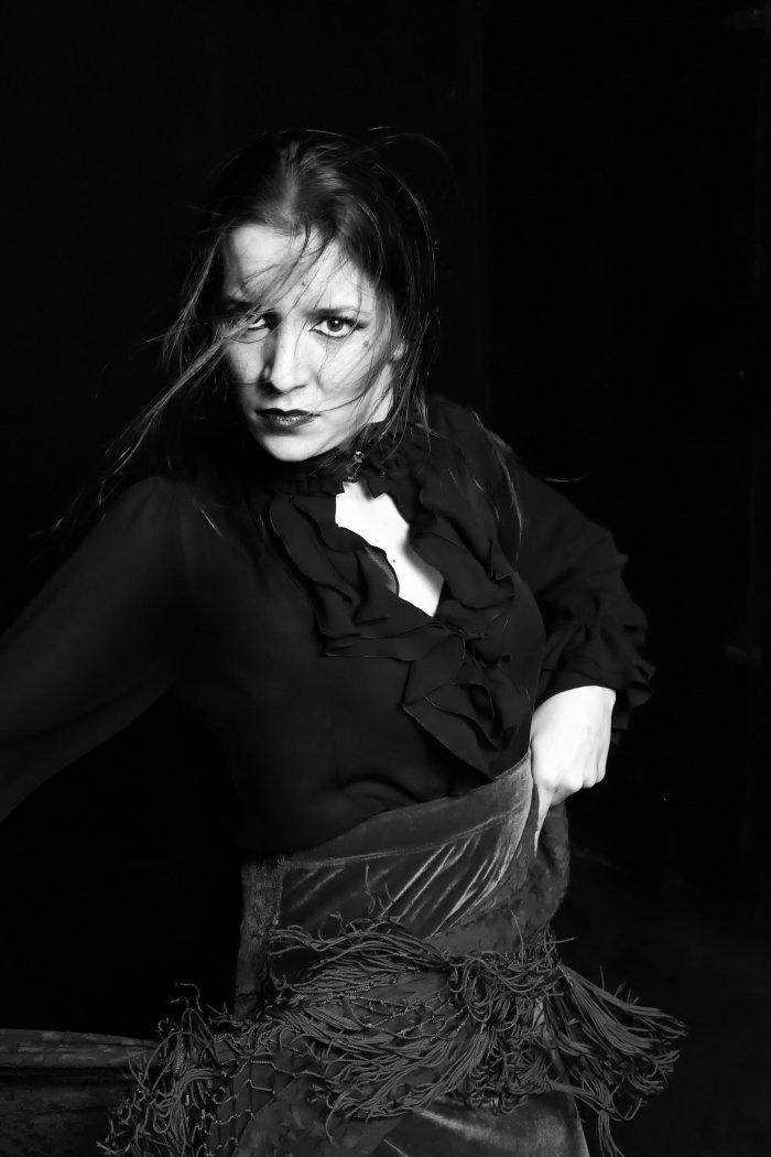 sunt flamenca din leagan