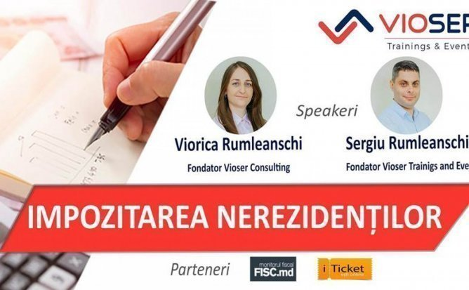Seminar Online - Impozitarea Nerezidentilor