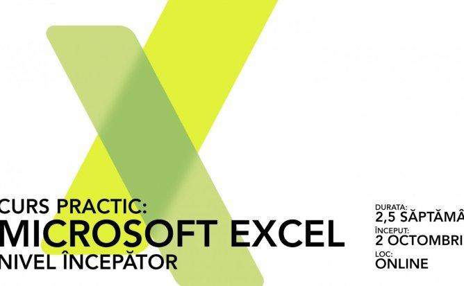 Curs practic Microsoft Excel