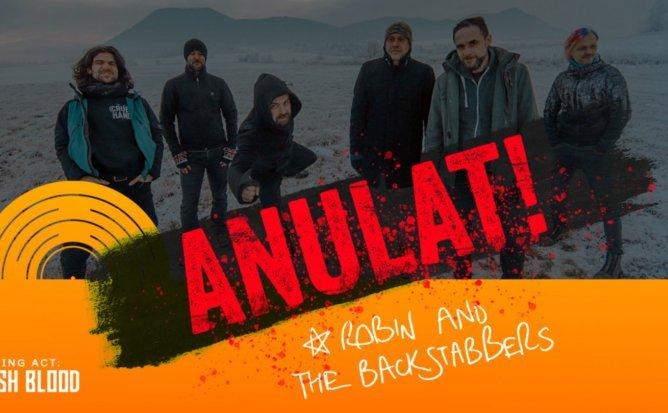 Robin and the Backstabbers (RO) | FlashBlood | LIVE la Artcor