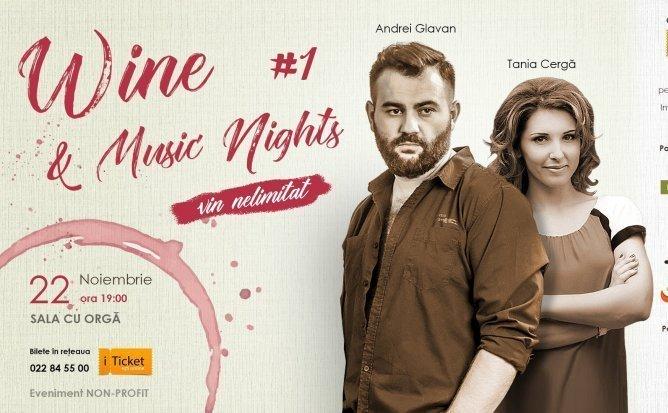Wine & Music Nights #1