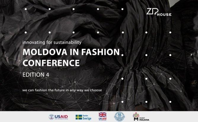 Moldova in fashion conference - edition 4