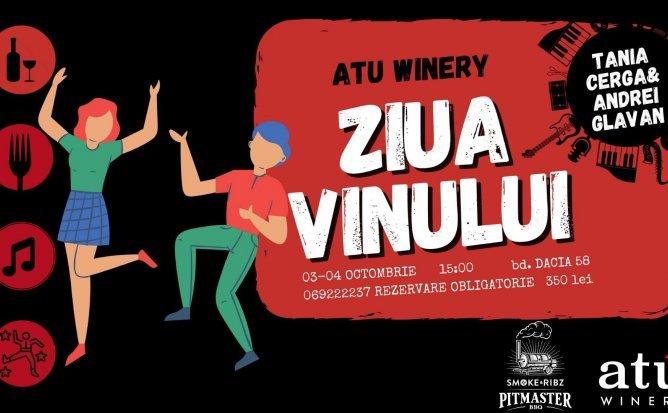 Ziua Vinului la ATU Winery