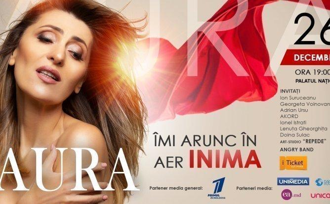 Aura - Imi arunc in aer inima