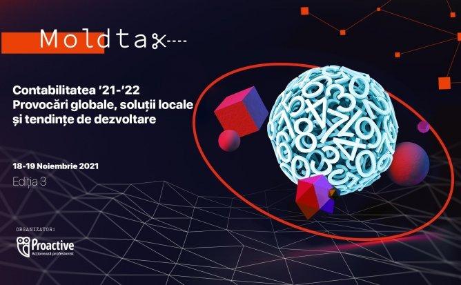 Conferința MOLDTAX 3.0