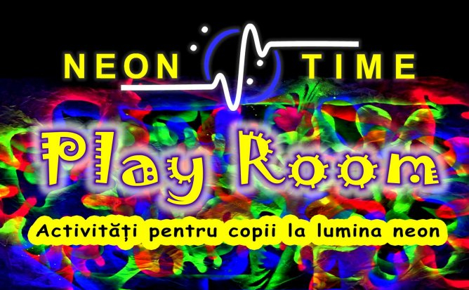 Neon Time - Play Room