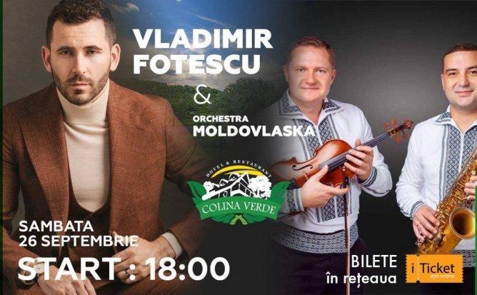 Vladimir Fotescu & Orchestra MOLDOVLASKA