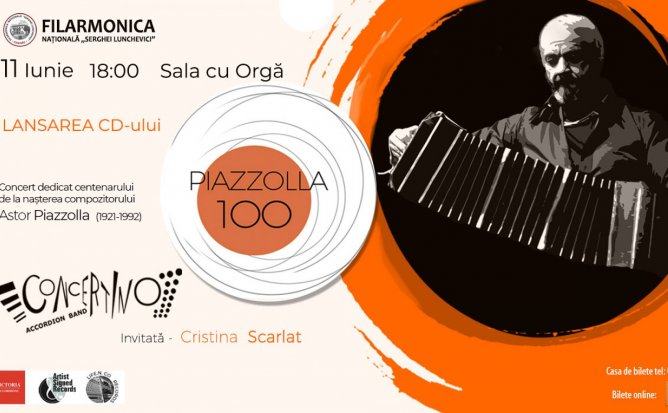 PIAZZOLLA '100