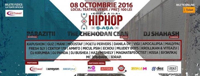 hip-hop S-asa II