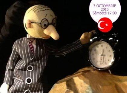 3 octombrie - Gala Internationala a Teatrelor de Papusi LICURICI - 70