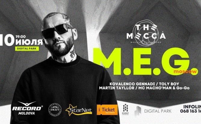 DJ M.E.G. / Moscow /