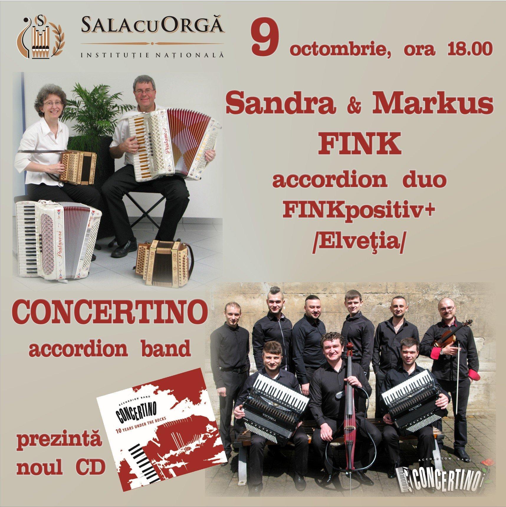Concertino & Acordion Duo