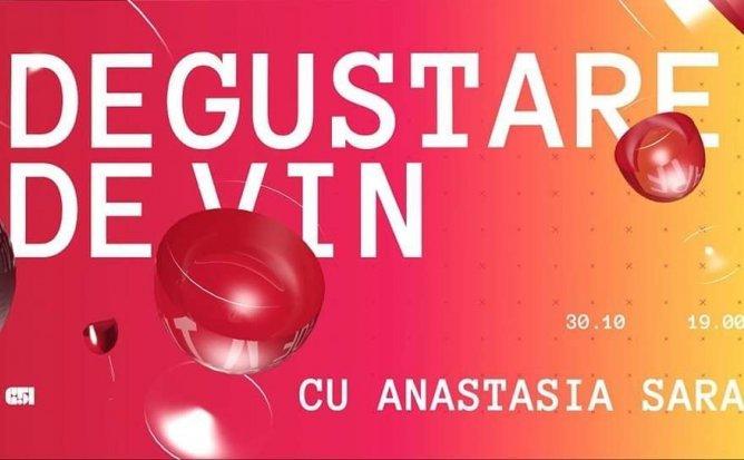 Degustare de vin cu Anastasia Sara la C51 #2