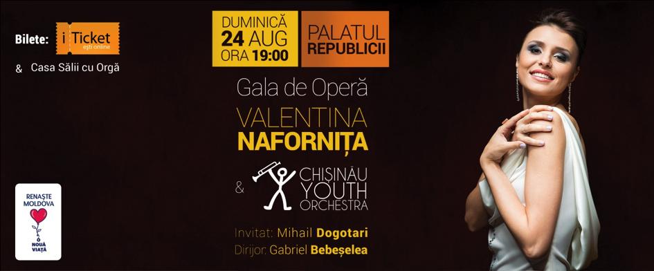 Gala de Opera - Valentina Nafornita si Chisinau Youth Orchestra