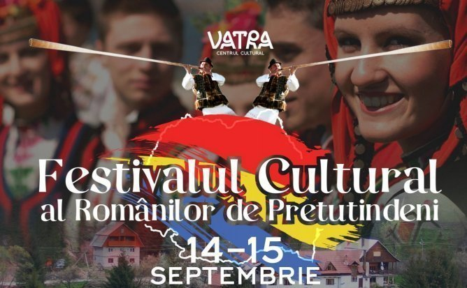 Festivalul Cultural al Romanilor de Pretutindeni