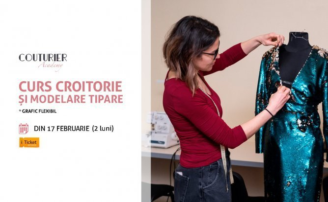 Curs Croitorie si Modelare Tipare