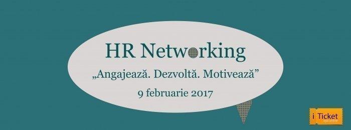 HR Networking 2017