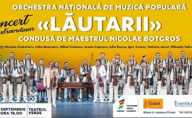 Lautarii si Nicolae Botgros
