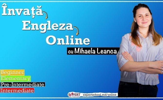 Invata ENGLEZA Online