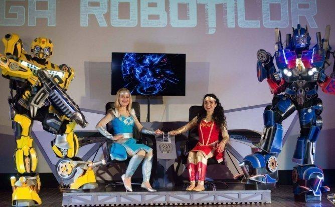 Genesis - Spectacol Interactiv de Animatie pentru copii realizat de Liga Robotilor | +5 | Februarie 2020