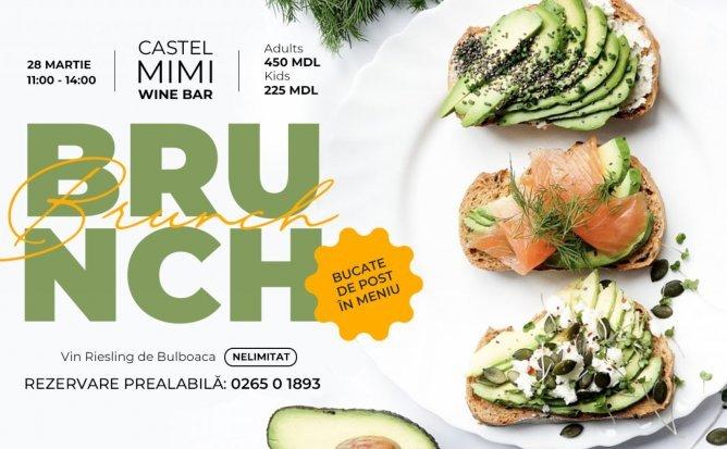 Brunch la Castel Mimi 28.03.2021
